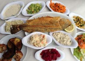 Fish Restaurant