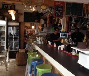 Deli Food Tel Aviv