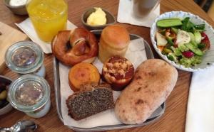 Breakfast Tel Aviv