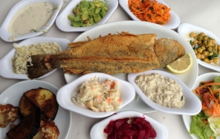 Fish RestaurantBarbounia- Tel Aviv