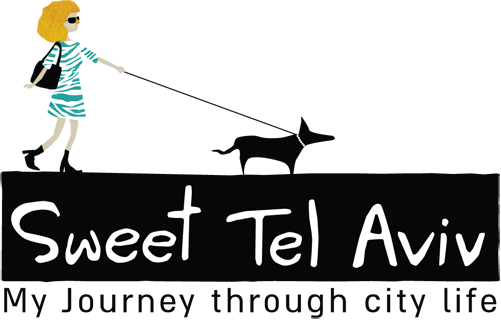 Sweet Tel Aviv-by Frances Retina Logo
