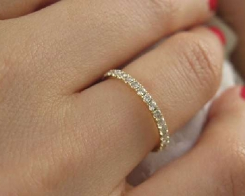Ben Diamond Eternity Ring
