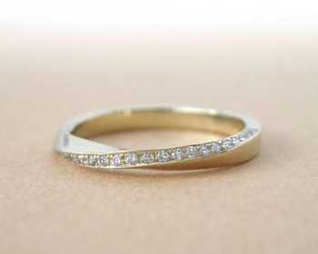 Ben Eternity Diamond Band