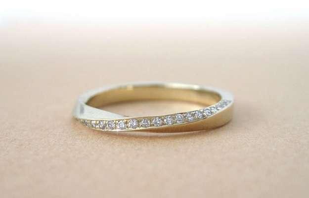 infinity diamond wedding band. Ben Eternity Diamond Band Infinity Wedding