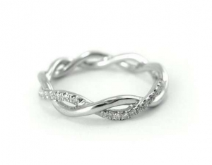 Ben Twist infinity diamond ring2rev