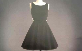Theater Little Black Dress