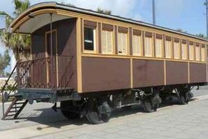 Tachanah (Railway shopping Tel aviv Train