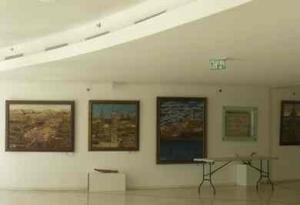Habima Theater-Wall Art