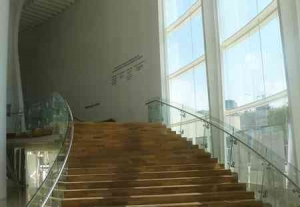 Habima Theater-staircase