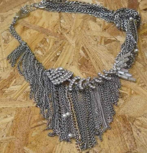 Unique by Galit- Fishbone Necklace3