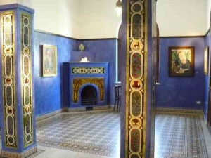 Bialik House -Blue Room2