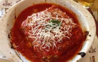 Rustico Restaurant -Lasagne 10-10-15