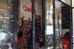 CookBook Cafe -outside