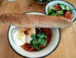 CookBook Cafe -shakshuka-