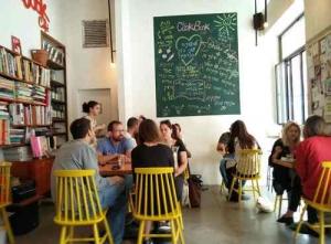 CookBook Cafe -tables