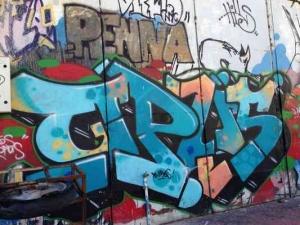 Tel Aviv-Grafitt & Streetart -Penna