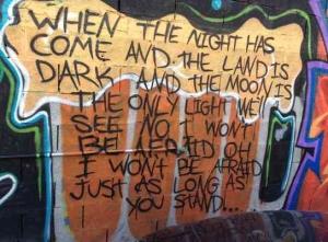 Tel Aviv-Grafitt & Streetart -Writing
