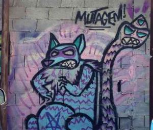 Tel Aviv-Grafitt & Streetart -mutagen