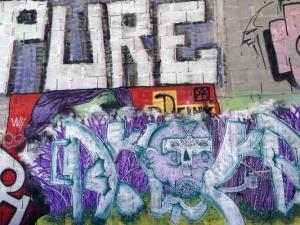 Tel Aviv-Grafitt & Streetart -pure