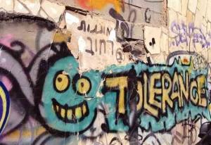 Tel Aviv-Grafitt & Streetart -tolerance