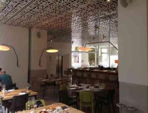 Tel-Aviv Lunch -Mashya- interior
