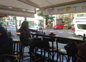 Best Kosher Sushi in Tel Aviv-High Tables