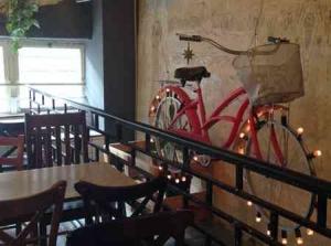 Bicicletta -Garden Bar Tel Aviv - Bar