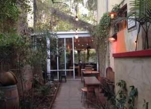 Bicicletta -Garden Bar Tel Aviv - Side Garden