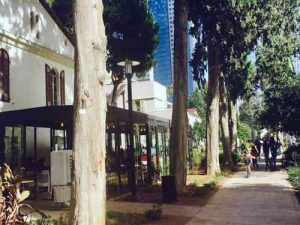 SWEET WALKING TOURS- From SARONA to the KIRYAH and after,,,