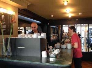 Tel Aviv Cafe & Coffee-Mae-Bar