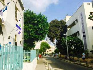 "SWEET WALKING TOURS- From LITTLE TLV to ""Bauhaus"" buildings"