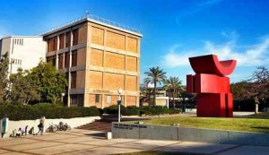 SWEET WALKING TOURS-A window to the Sea – Architecture Tour in TLV university