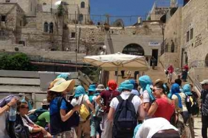 SWEET WALKING TOURS- Jerusalem–The Old City