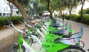Tel AVviv City Bikes