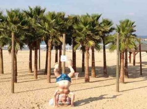 Best Beaches in Tel Aviv- Bograshov