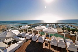 Best Beaches in Tel Aviv- HiltonRooftop
