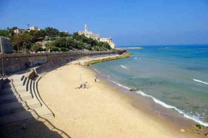 Best Beaches in Tel Aviv- Jaffa Beach