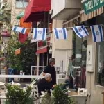 Israel Independence Day 2016-cafe
