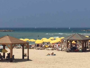 Tel-Aviv Beaches