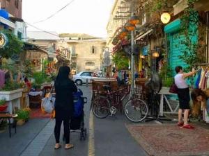 jaffafleamarket-streetscene