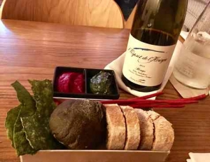 garrigue-restauranttel-aviv-bread-wine