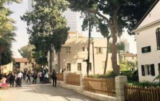 Sarona Complex in Tel Aviv.2