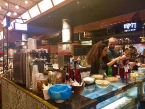 Food Market-Rothschild-Allenby-Food Bar