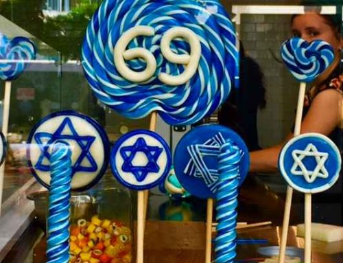 Israel Independence Day 2017