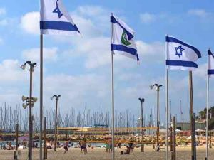 Israel Independence Day 2017-beach