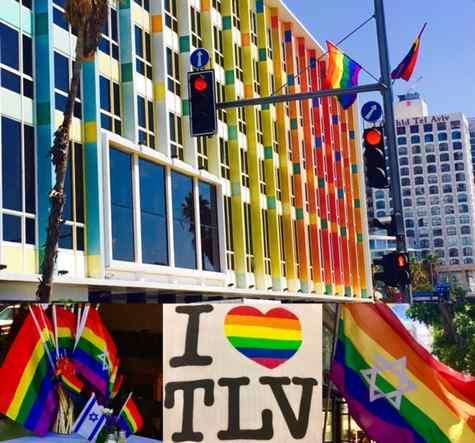 Tel Aviv Pride 2017-feature
