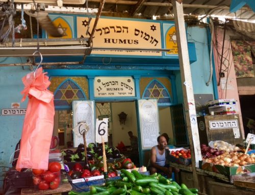 Shuk HaCarmel-Tel Aviv