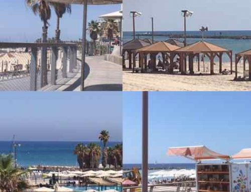 Best Beaches in Tel Aviv
