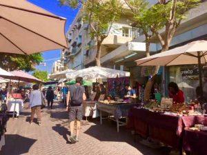 Nachalat Binyamin Market, Tel Aviv-3