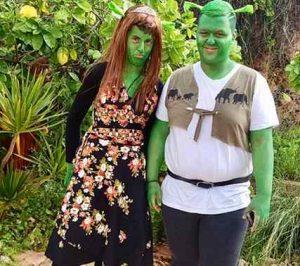 Purim 2018-Shrek